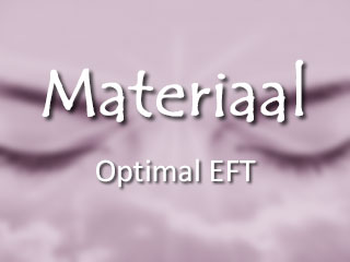 Gratis Optimal EFT leergang materiaal